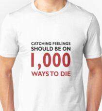 Catching Feelings Unisex T-Shirt
