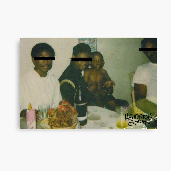 Kendrick Lamar Impression sur toile