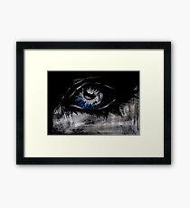 The Eye Framed Print