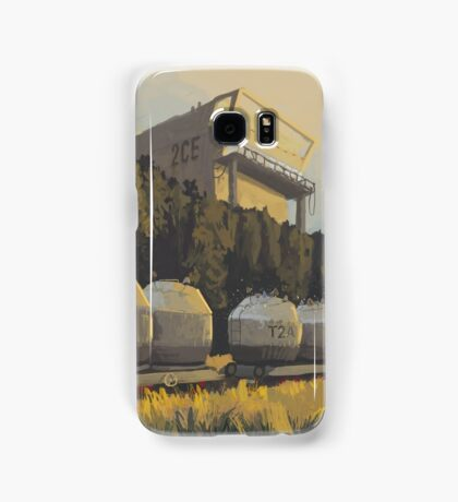 Spore Dispersal Samsung Galaxy Case/Skin