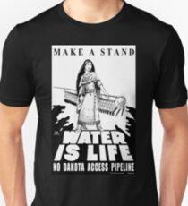 Make a Stand Water is Life T-Shirt