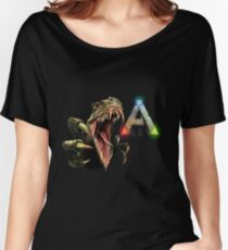 Ark Survival Evolved - Dino Rawr Women's Relaxed Fit T-Shirt