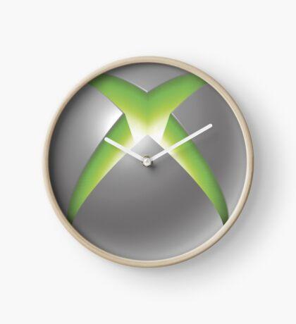 Xbox Logo: Clocks | Redbubble Xbox 360 Logo Red