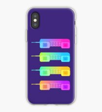 Hotline Calling Card Sticker Pack iPhone Case
