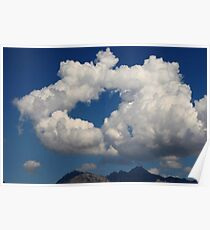 Clouded Heart Poster