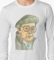 Anciano Portugués Camiseta de manga larga