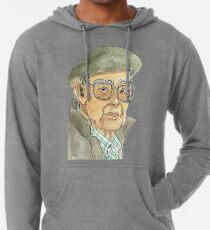 Anciano Portugués Sudadera con capucha ligera