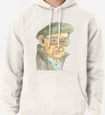 Anciano Portugués Sudadera con capucha