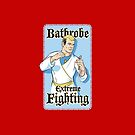 Bathrobe Extreme Fighting by Trulyfunky