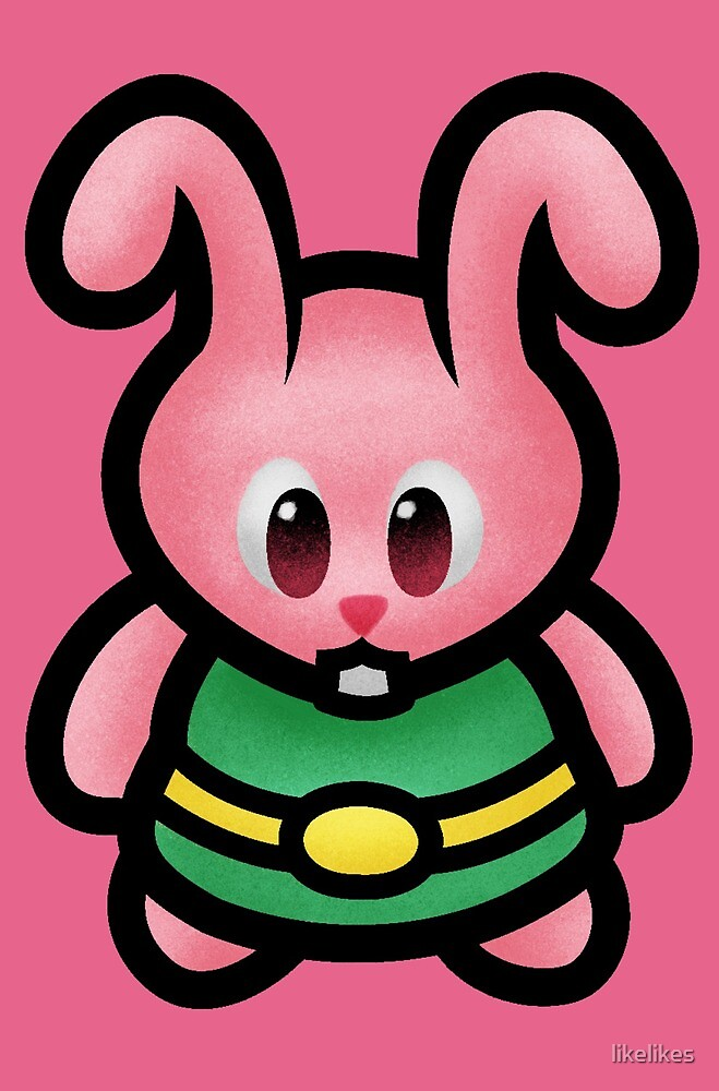 Bunny Link by likelikes