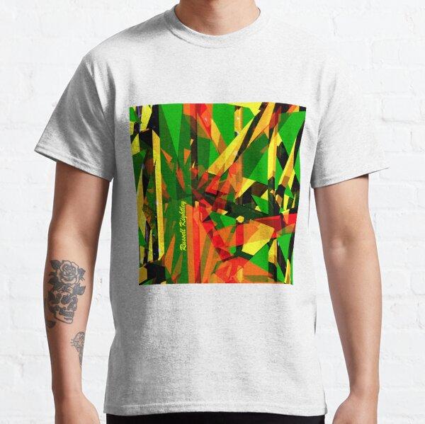 Shatter City Green Tower Classic T-Shirt