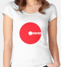 Join the Circle (Sci-Fi Movie Gear) Women's Fitted Scoop T-Shirt