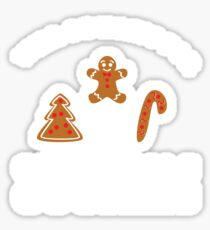 Basic for Christmas Cookies Sticker