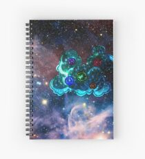 The Lonely Fart Spiral Notebook