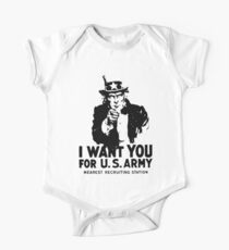 I WANT YOU FOR U.S ARMY Kids Clothes