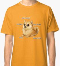Kawaii Doge Classic T-Shirt