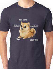 Kawaii Doge Unisex T-Shirt