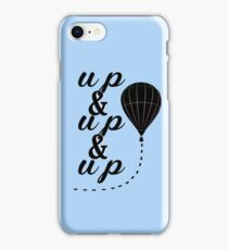 Up & Up iPhone Case/Skin