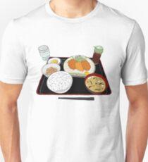 Japanese Tonkatsu Set Lunch T-Shirt