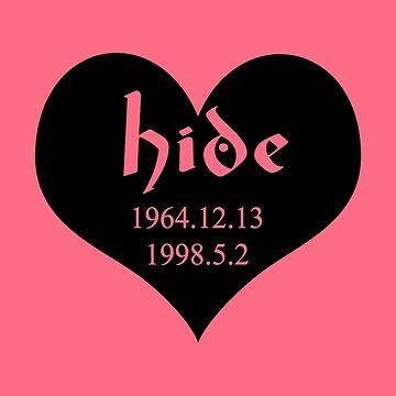In Memory of Hide by jamesXdavenport