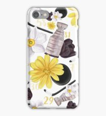 Floral Pittsburgh Penguins Design iPhone Case/Skin