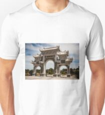 1179 Gate to the Heavenly Queen Temple T-Shirt