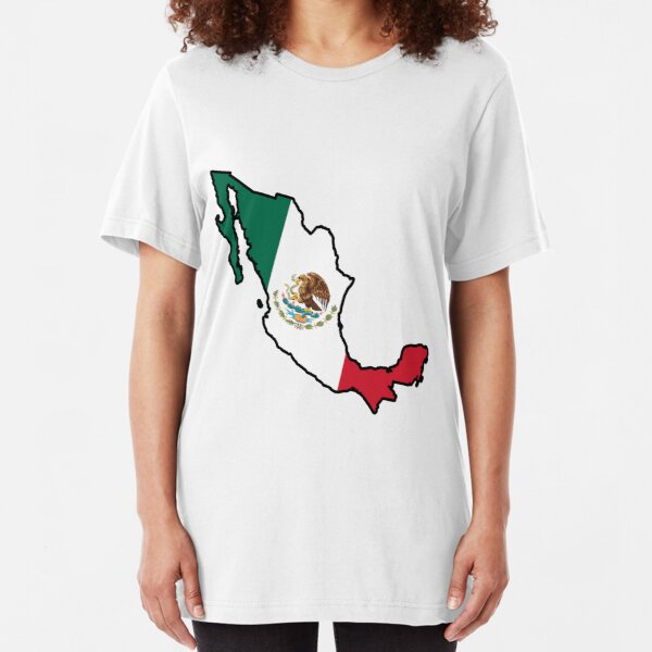 Mexico Slim Fit T-Shirt