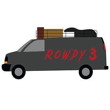 Rowdy 3 by aidanbell