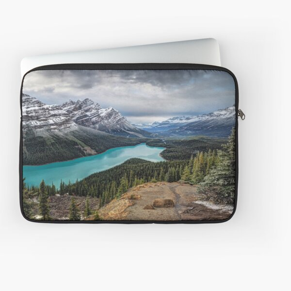 Lake Peyto Laptop Sleeve