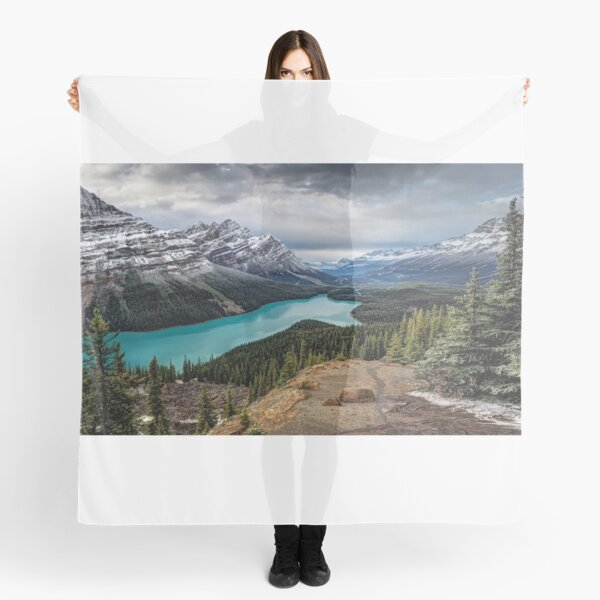 Lake Peyto Scarf