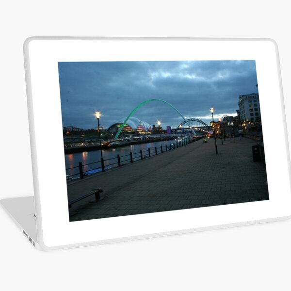 The Quayside Laptop Skin