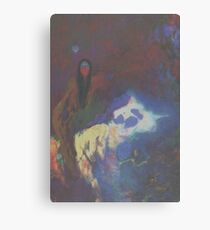 SPIRIT WORLD Canvas Print