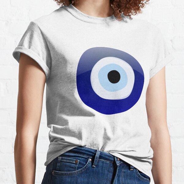 Mediterranean Evil Eye Protection Classic T-Shirt