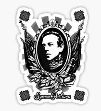 Symon Petliura  Sticker