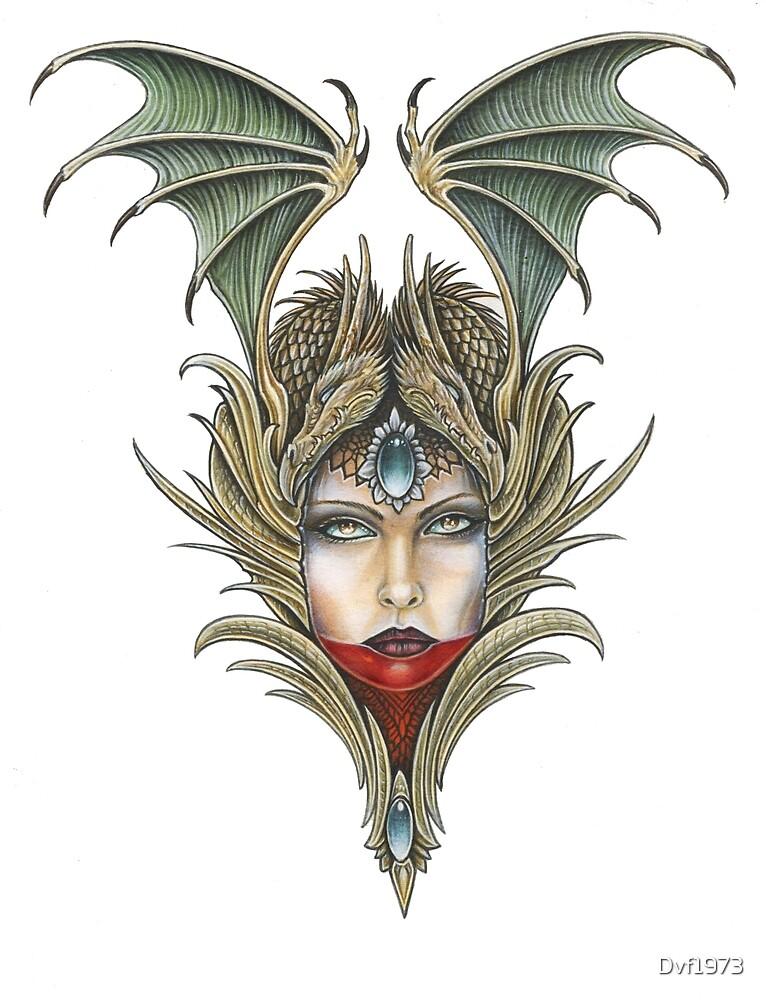 Drachenkönigin von Dvf1973