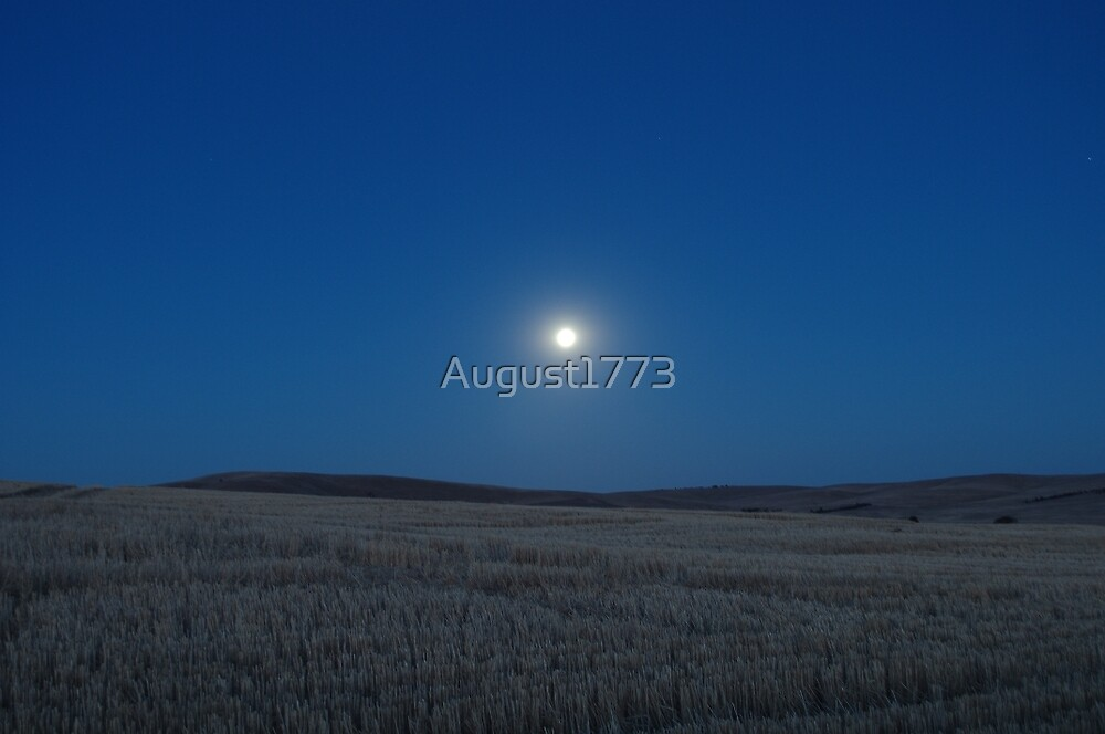 Moon Sky by August1773