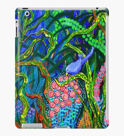 Bluebirds of Happiness iPad Case/Skin
