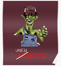 Undead neck Poster