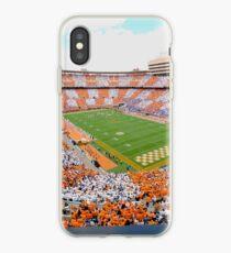 Neyland Stadium: UT vs. Florida Checkerboard iPhone Case