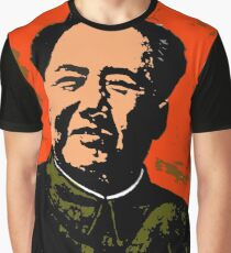 Comrade Mao Zedong Graphic T-Shirt
