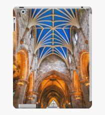 St Giles High Kirk iPad Case/Skin