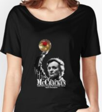 Kingpin - McCracken Women's Relaxed Fit T-Shirt
