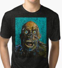 Tarman from Return of The Living Dead Returns Tri-blend T-Shirt