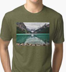 Lake Louise Tri-blend T-Shirt