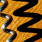 Corkscrew Abstract 2 by rrushton