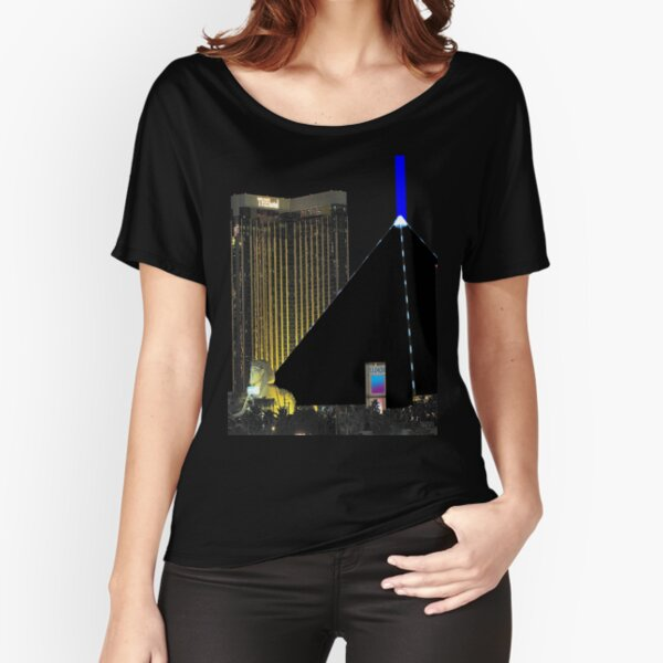 Luxor & THEhotel Las Vegas Relaxed Fit T-Shirt