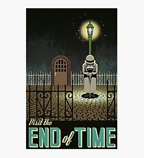 Chrono Trigger End of Time Photographic Print