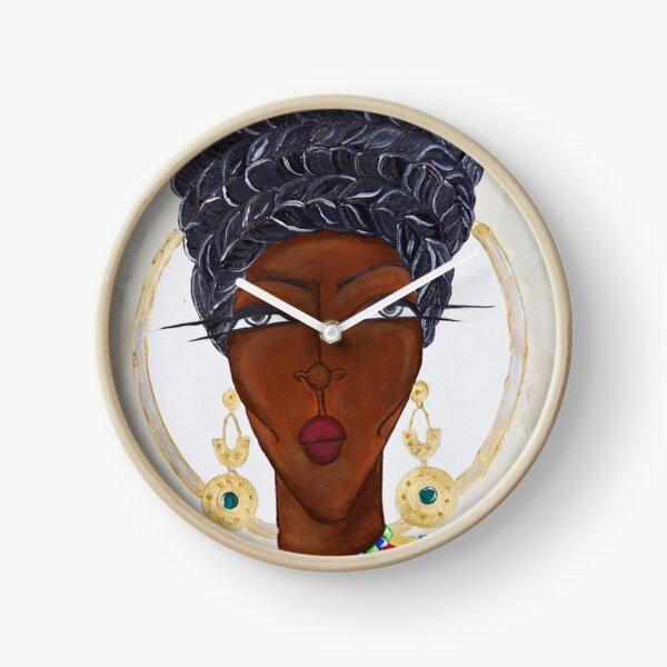 BORN ROYAL Clock