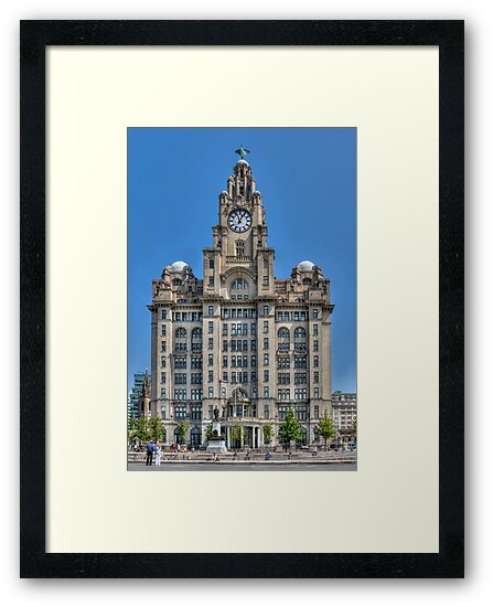 The Liver Building - Liverpool by © Steve H Clark