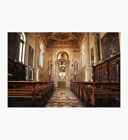 Santi Giovanni e Paolo Photographic Print